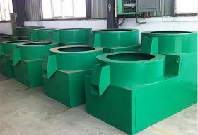 新型有机肥造粒机的工作原理