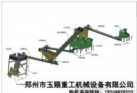 生物有机肥生产工艺流程介绍