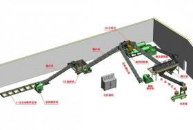 一套年产3千吨的小型有机肥生产线配置介绍